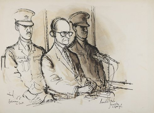 Eichmann in Court, 1961